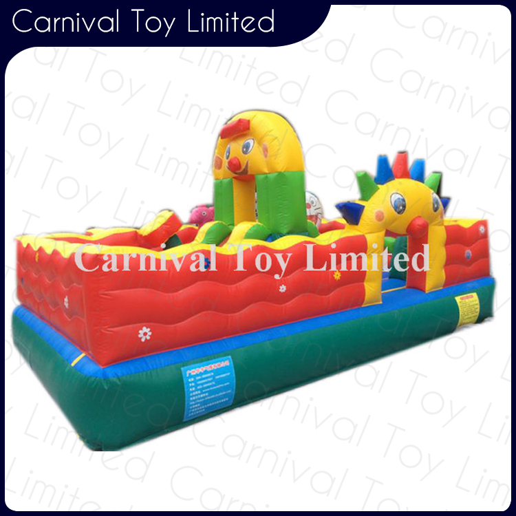 Factory direct sale kids jumping air toys / jumping game in Guangzhou