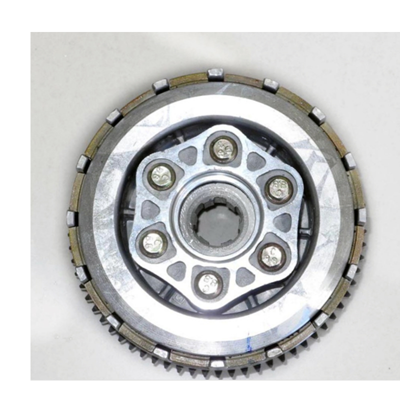 CB200 CLUTCH ASSY 4