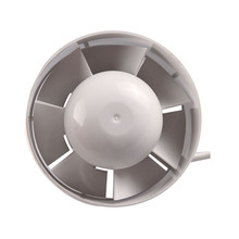 "Greenhouse HAVC 4"" / 5"" / 6"" Small Plastic Centrifugal Duct Fan"