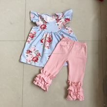 girl boutique clothing for 2018 summer baby girls 2 pieces outfits 2018 toddler summer boutique clothing set