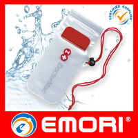 custom outdoor diving swimming portable Waterproof mobile phone Pouch