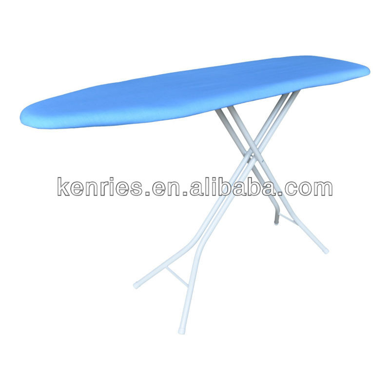 US market popular size 4-leg Plastic Top Ironing board