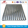 Hot sale iron and steel material zinc/galvanized roof sheet price