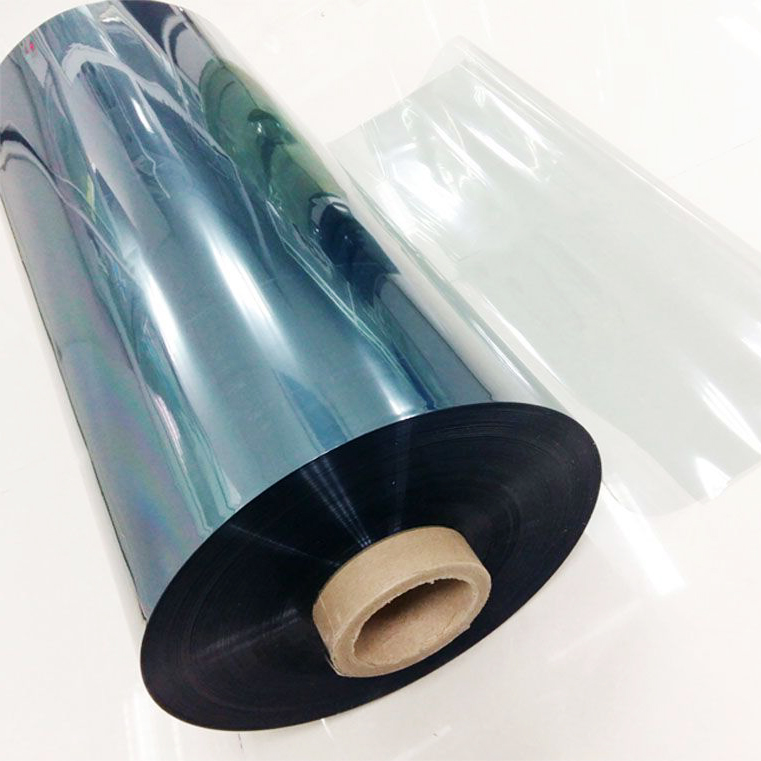 Factory Clear PET Film Rigd Transparent PET Film Thermoforming
