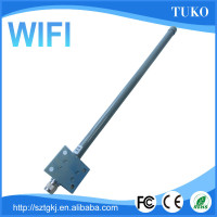 fiberglass wifi frequency 8db high gain wall mounting omnidirectional base station antenna