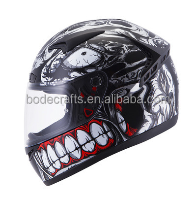 Hot Sale DOT Approved American Safety Motorcycle Full Face Helmet