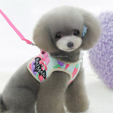 Camouflage Fabric Pet Puppy Leads Dog Harness Wholesale