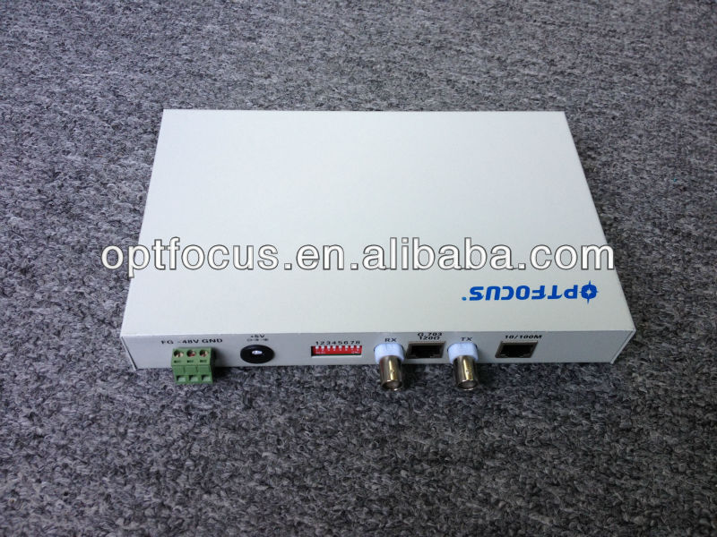 Single board design, 1U, and 19 Inch standard 1~16E1 PDH Multiplexer