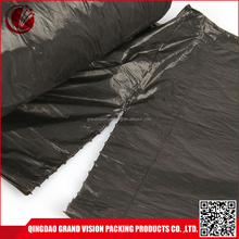 Hot selling biodegradable disposable colored plastic garbage trash bag