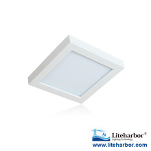 ETL UL listed flush mounted panel led light 5.5 inch ceiling lamps square