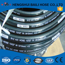 High Quality Flexible Automobile R12 Refrigerant Resistant AC hose price list