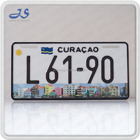 Registration License Plate