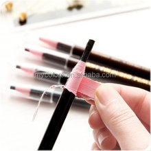2017 New waterproof eyebrow pencil eyebrow stamps makeup private label Stay eyebrow pencils eye liner pencil