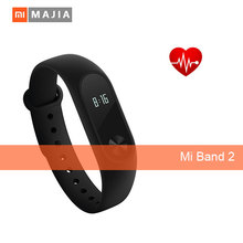 Heart Rate Fitness Monitor Smart Bracelet OLED Display Mi Band 2