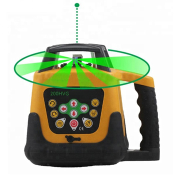 Green Laser Level 360 Degree Rotary Laser Level