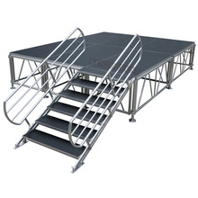 High Quality Outdoor Aluminum Used Portable Stage for Sale