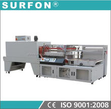 Paper Roll Vertical L Shrink Wrapping Machine Producer