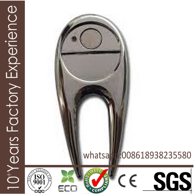 FL576 Plastic ball marker gofl repair tool made in China