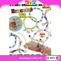 Beautiful colorful DIY the best loom band bracelet