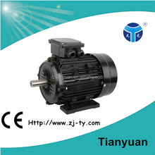 Y2 three phase 5hp electric motors crement mixer motor