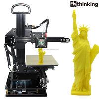 wholesale price PLA Wood Filament mini 3d machine printer for sale