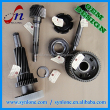 OEM precision auto transmission gear carbon steel forging parts