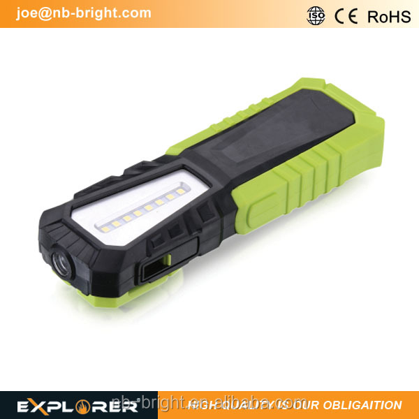 L-Size magnetic and rechargeable led worklight