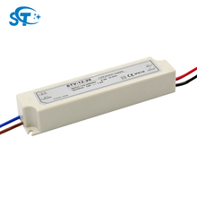 AC 170-250V to DC 12V waterproof electronic led driver eletrical transformer ip66 ip67