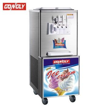 commercial ice cream making machine
