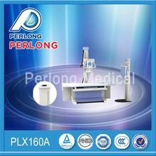 Stationary X-ray equipment with low skin dose and sharp image PLX160A