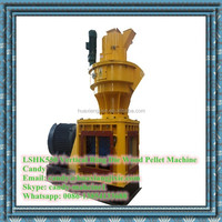 Peanut husk pelletizing machine