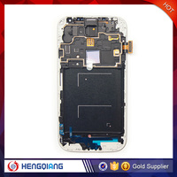 Wholesale Original lcd touch screen for samsung galaxy s4 i9500, for samsung s4 lcd