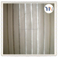 fabric polyester window curtain stripe blackout curtain ready made curtain
