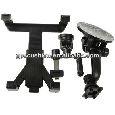 "Air Vent + Windscreen Mount Kit for Apple iPad 2, 3, 4 (also all other 7"" - 11"" Tablets and eBook Readers)"