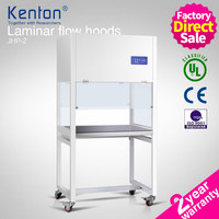 Integration Vertical Clean Bench with laminar flow hood for tissue culture