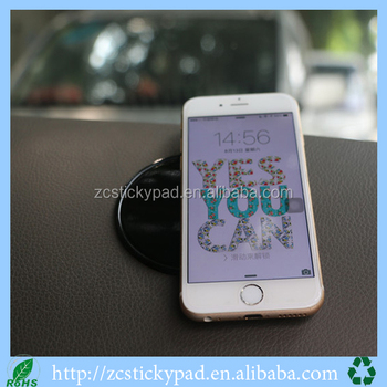 Universal magic sticky grip nano stickers for mobile phone