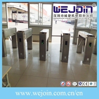Automatic Tripod Turnstile Compatible With Passenger Counters
