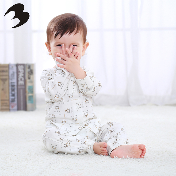 2017 basic animal baby clothes in 100% Cotton Knitted Fleece