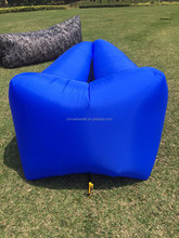 cheap inflatable air sofa bed outdoor camping inflatable sleeping air bag sofa