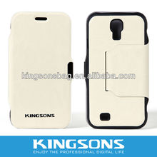 2013 Hot-selling Protective case Smart Cover for Samsung S4 K8555U