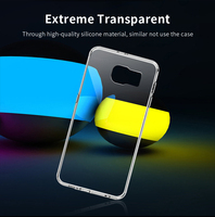 EXCO New glass style TPU cover with sunglass stander mobile phone cover case for samsung galaxy s6