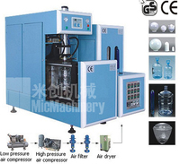 injection blow molding machine/blow moulding machine/blowing machine