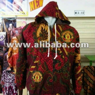 Jacket Batik Soccer Europe Club