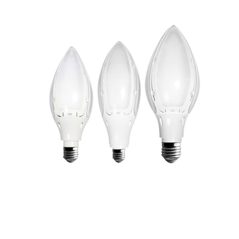 China 54W E27 E40 LED industrial light bulbs