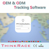Advance vehicle tracking gps tracking software platform /gps tracking systems/gps tracker by Thinkrace