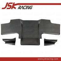 FOR MAZDA RX7 FD3S 1993-1996 RE STYLE CARBON FIBER REAR DIFFUSER (3PCS) (JSK084705)