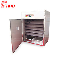 Full Automatic hatching 880 Egg Hatching Machine Low price HHD intelligent hatch controller