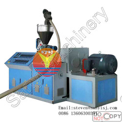 plastic extruder machine/wpc foam board machine/extruder