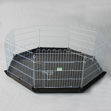 factory foldable fabric pet playpen