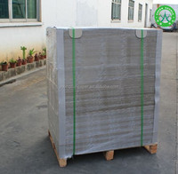 Low Price Gray Color Board Packing Paper Mill 1mm to 4mm Gray Waste Paper